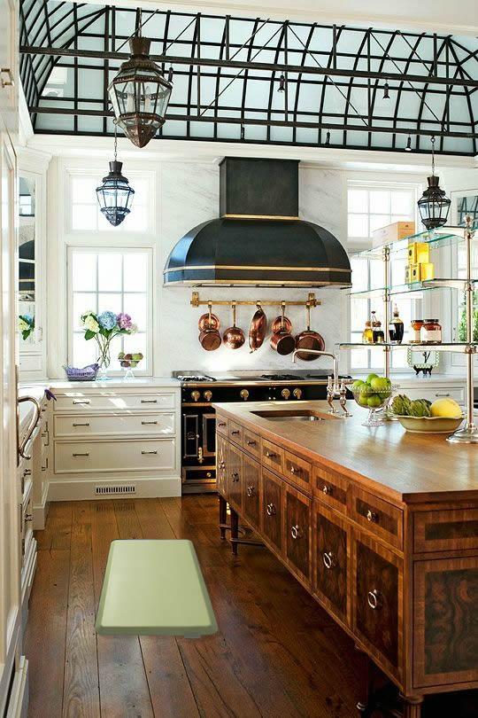 decorative kitchen floor mats | nuva | Kitchen Mat,standing mat ...